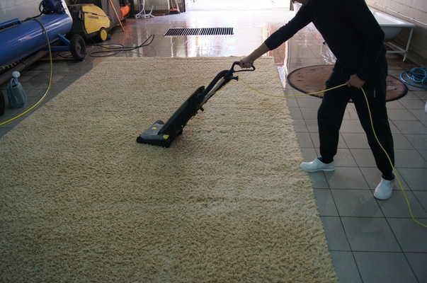 Химчистка ковров от мочи и запаха