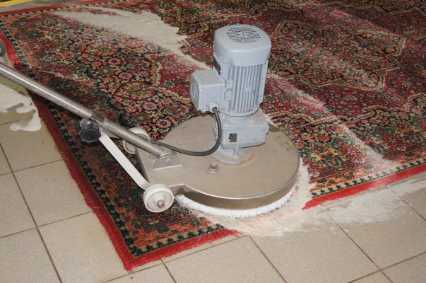 Химчистка ковров – чем лучше чистить
